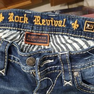 Rock Revival Jeans - Rock Revival purchased from Buckle